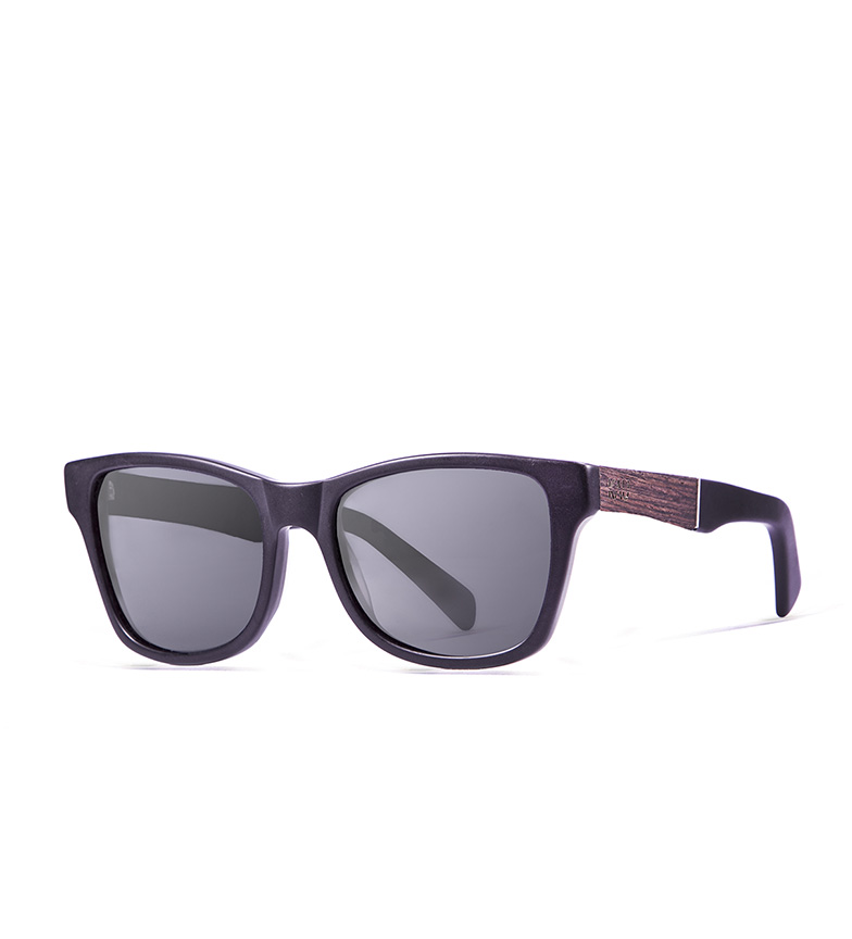 Comprar KAU Eyecreators London black matte sunglasses