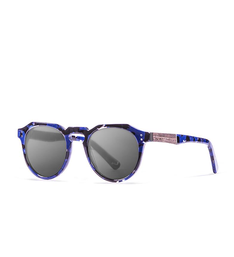 Comprar KAU Eyecreators Sunglasses Paris black, blue, blue