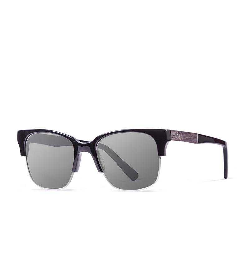 Comprar KAU Eyecreators Óculos de Sol Buenos Aires preto brilhante