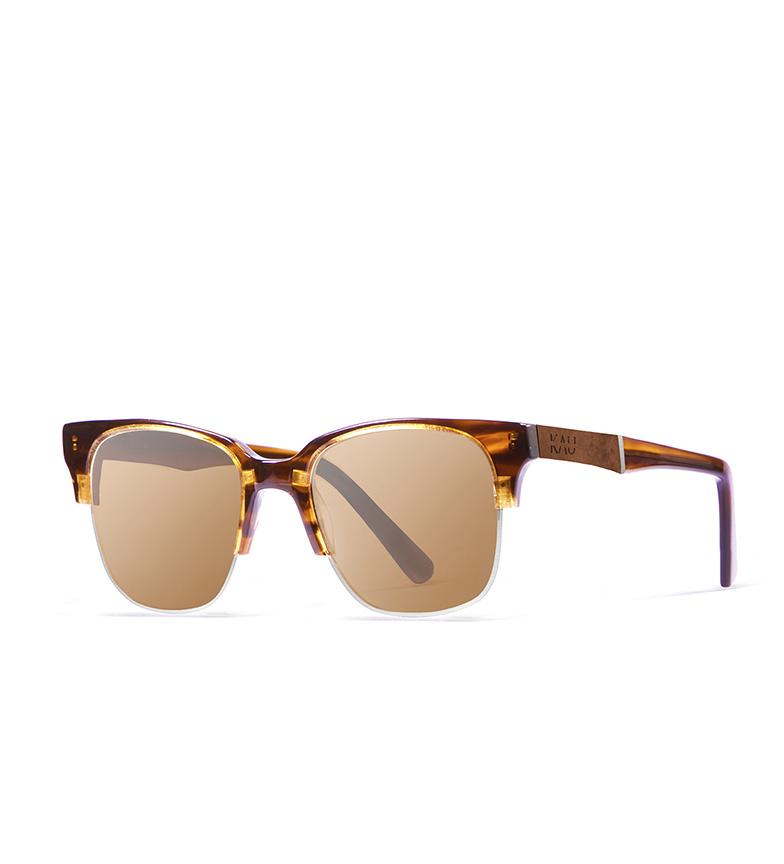 Comprar KAU Eyecreators Óculos de Sol Buenos Aires marmoreio caramelo