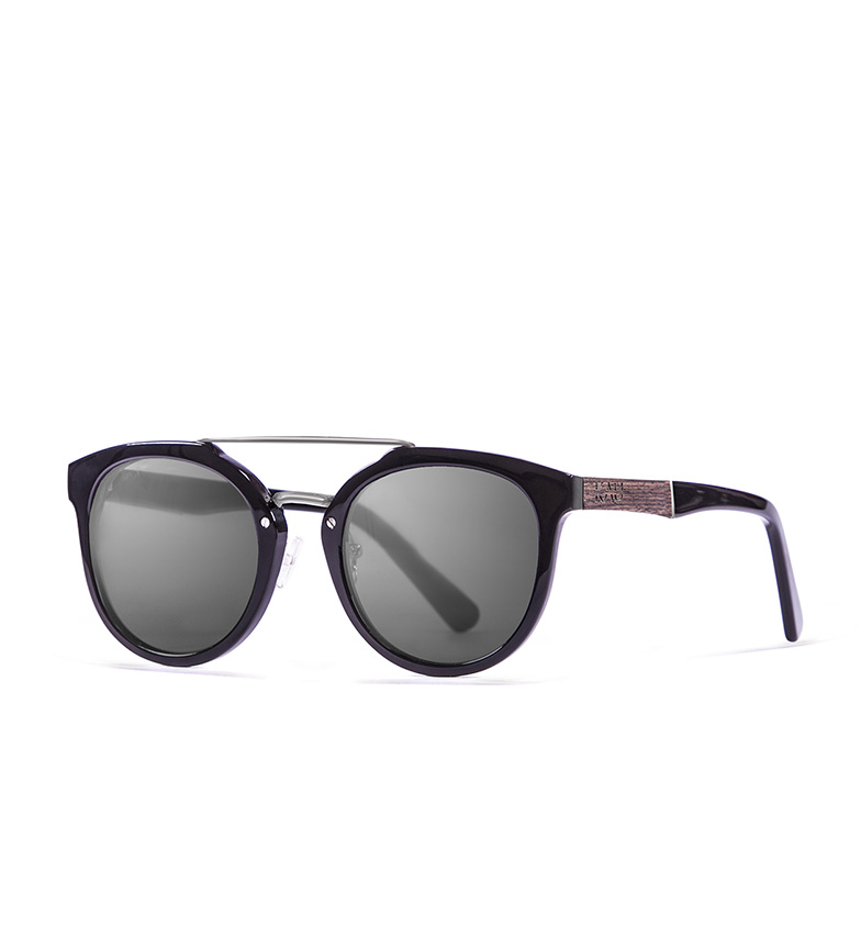 Comprar KAU Eyecreators San Francisco black sunglasses shine
