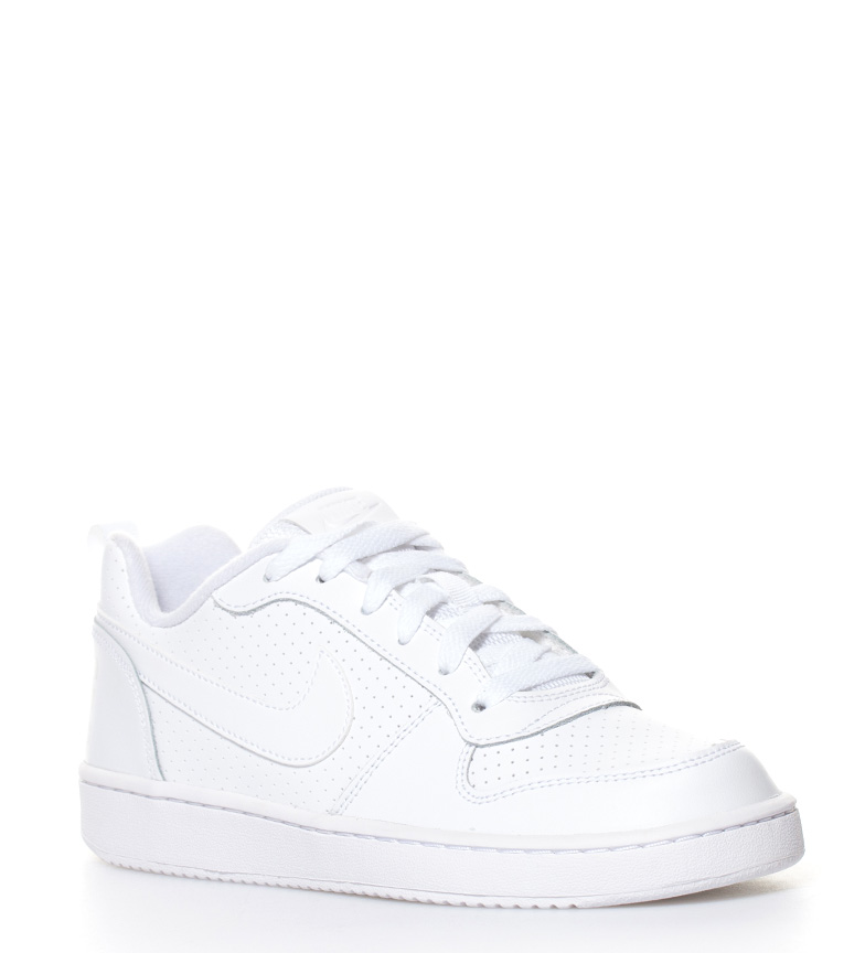 Borough Low Nike blanco Court Zapatillas fvtqEExw7