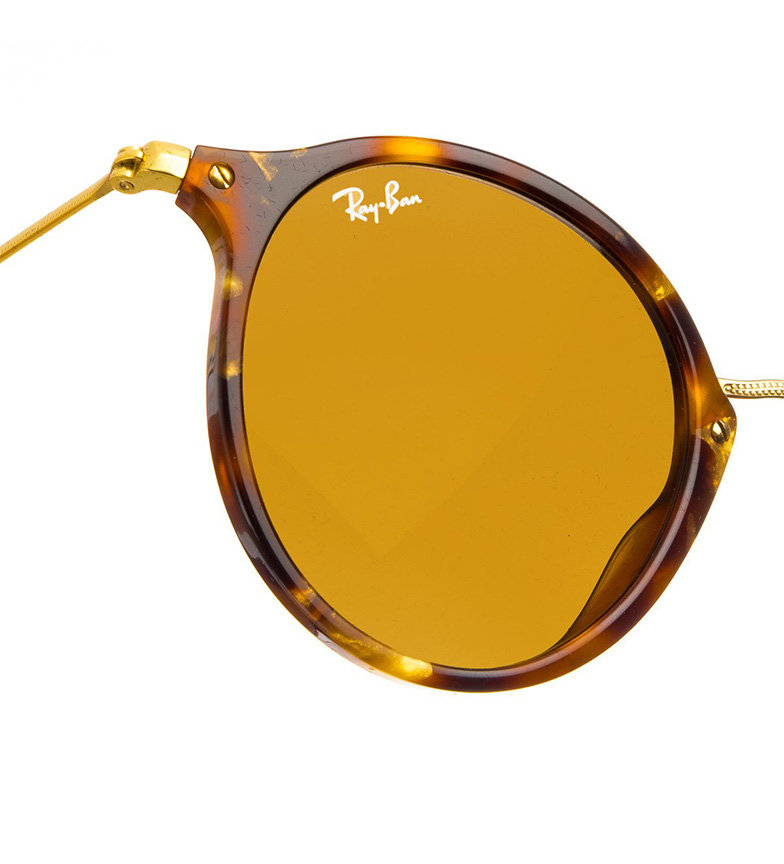Ray Ban Gafas de sol RB2447 1160 49 Round Fleck