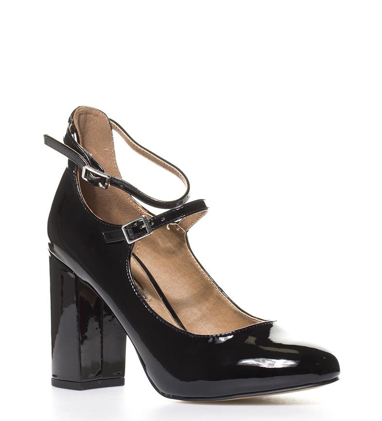 MARIAMARE negro Rina Zapatos Altura br br tacón 10cm TwUBnx1qTA