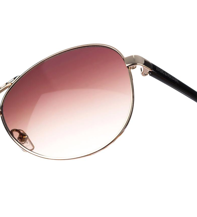 valg for salg Zadig & Voltaire Gafas De Sol Zv5513 Metall Dorado gratis frakt nyeste rabatt kjøpe på nettet sumN2
