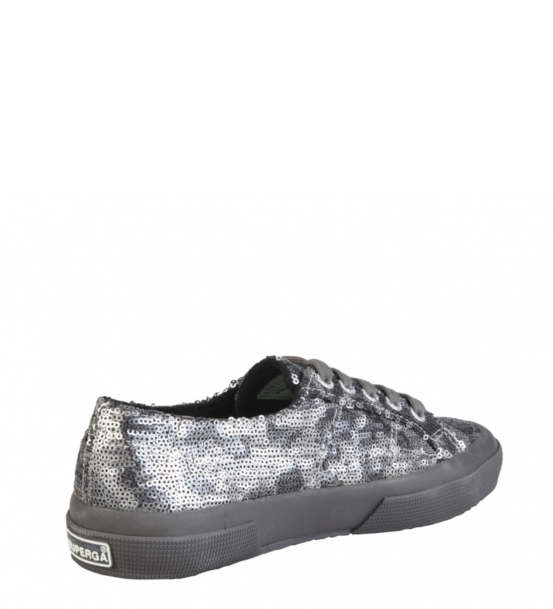 Zapatillas Superga color Superga Zapatillas silver i i grey E85wqwtx