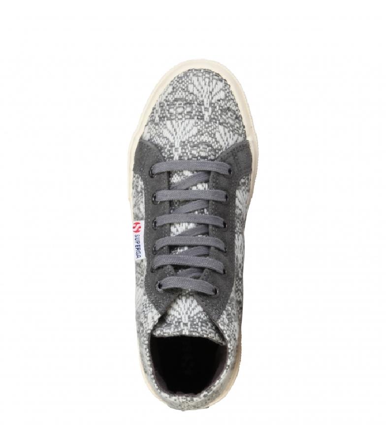 i Zapatillas i grey i Superga i color grey color Superga Zapatillas white white xHqATwOq