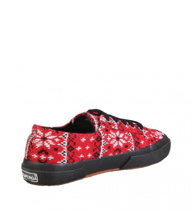 i black Zapatillas red Superga color i Zapatillas Superga wv0qx7