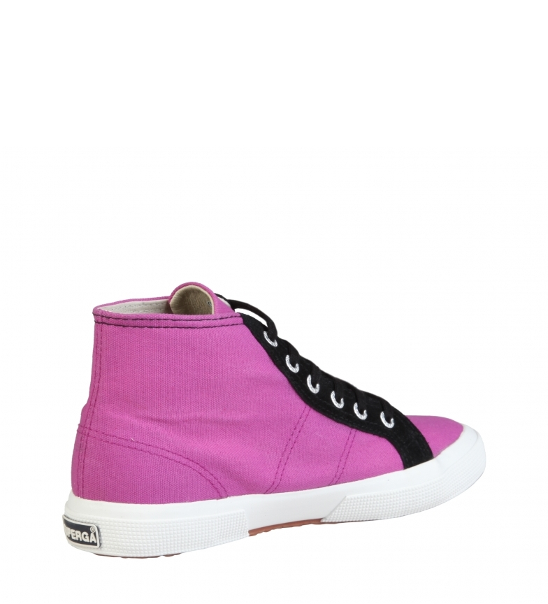 Superga i Zapatillas pink color Superga i black Zapatillas 5wT6zW