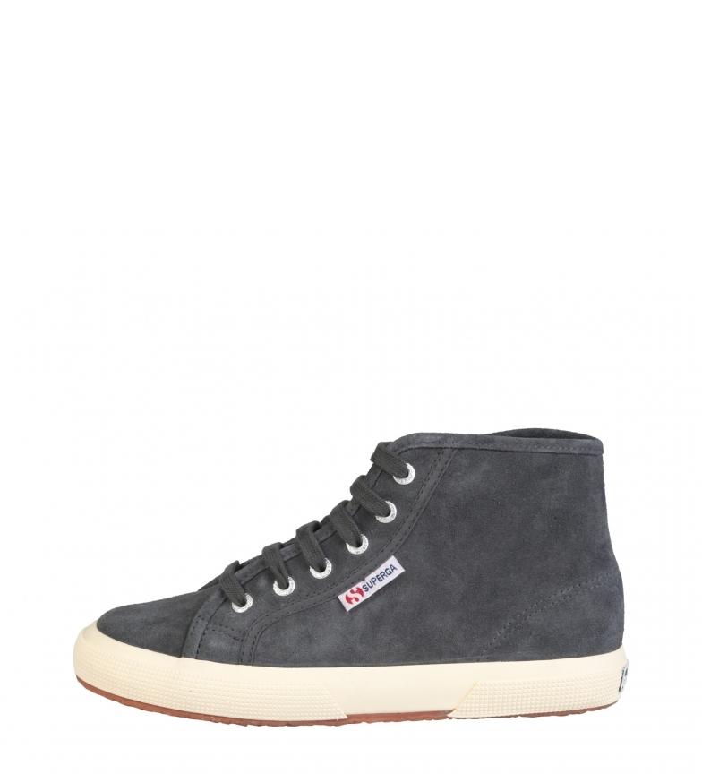 Comprar Superga Zapatillas de ante color grey stone