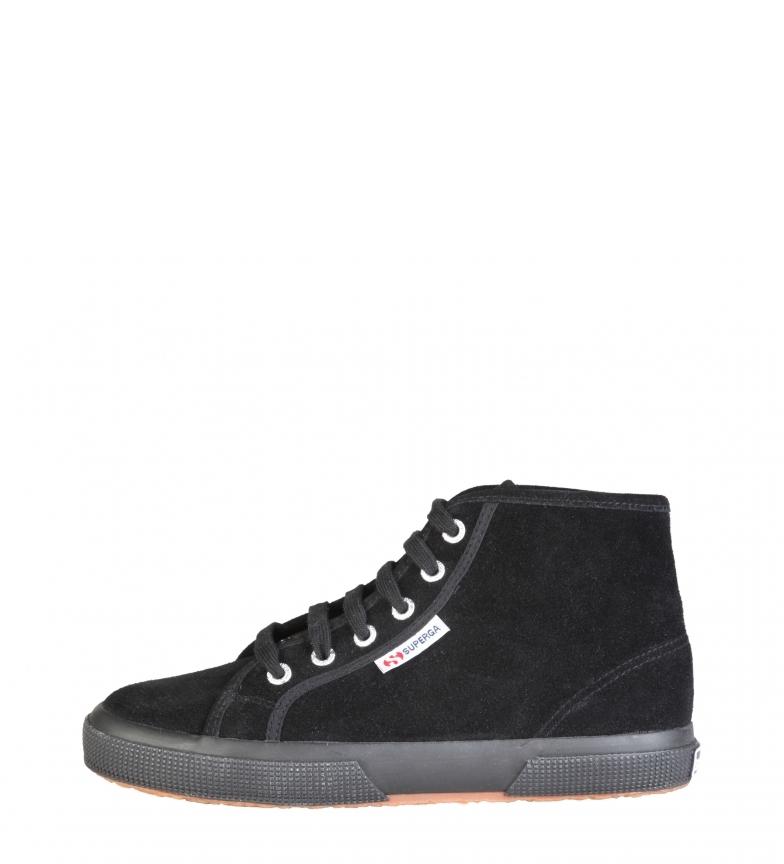 black Zapatillas Superga de full ante color XRnnBqw8x