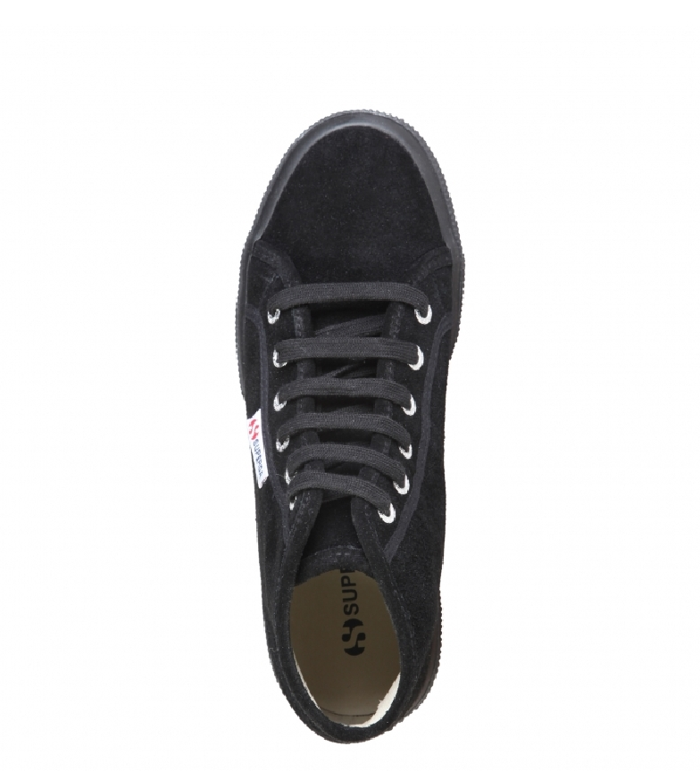 Superga Zapatillas i i ante color de Superga black full Zapatillas vwTE55
