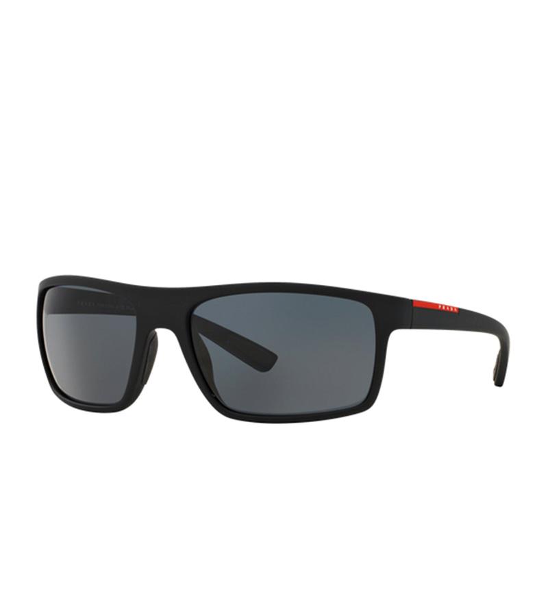 Prada Gafas de sol acetato negro