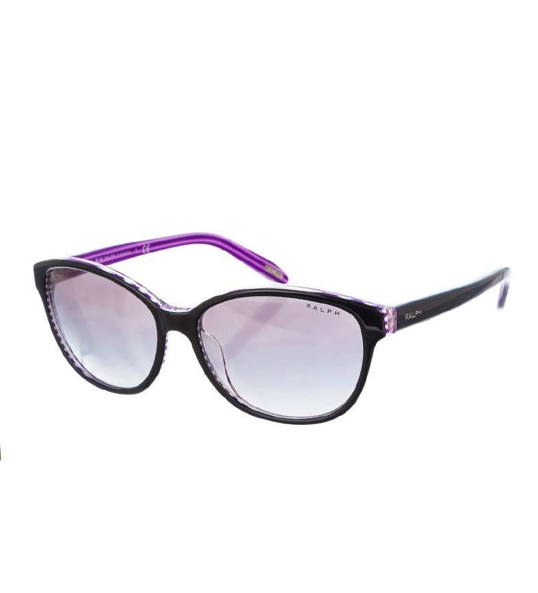 Comprar Ralph Lauren Gafas de sol con montura de acetato negro ...