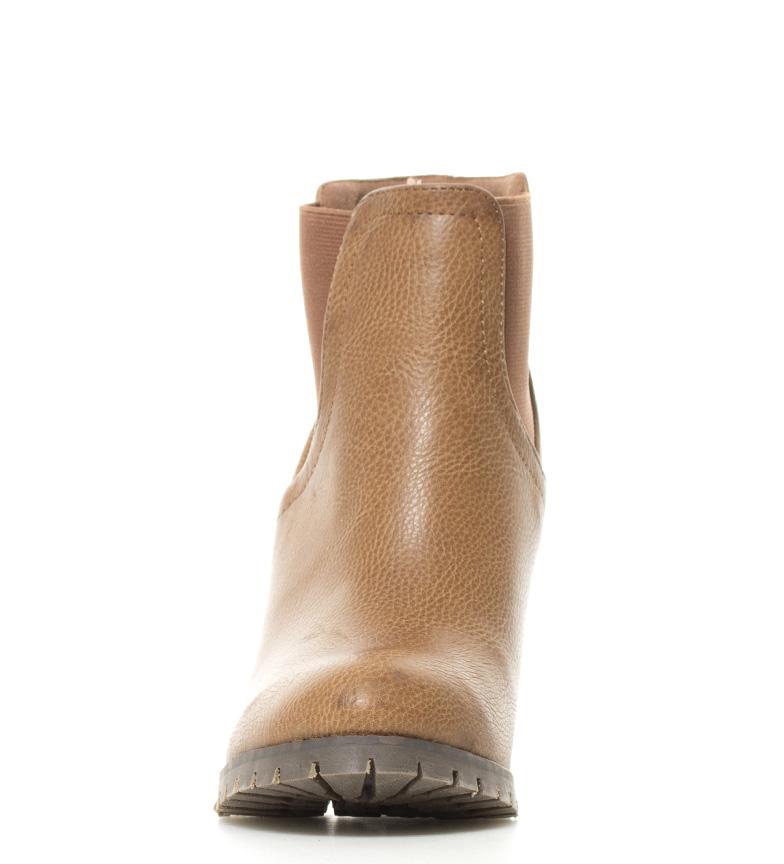 klaring ebay Chika10 Lærstøvler 07 Salma Høy Hæl: 10cm kjøpe billig utforske rabatt med kredittkort salg utgivelsesdatoer TMnUQLC305