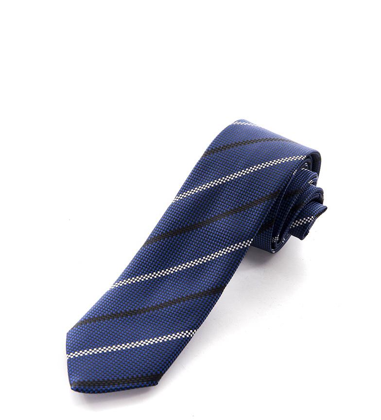 Comprar ¡Papi Chulo! Cravatta blu Ossey