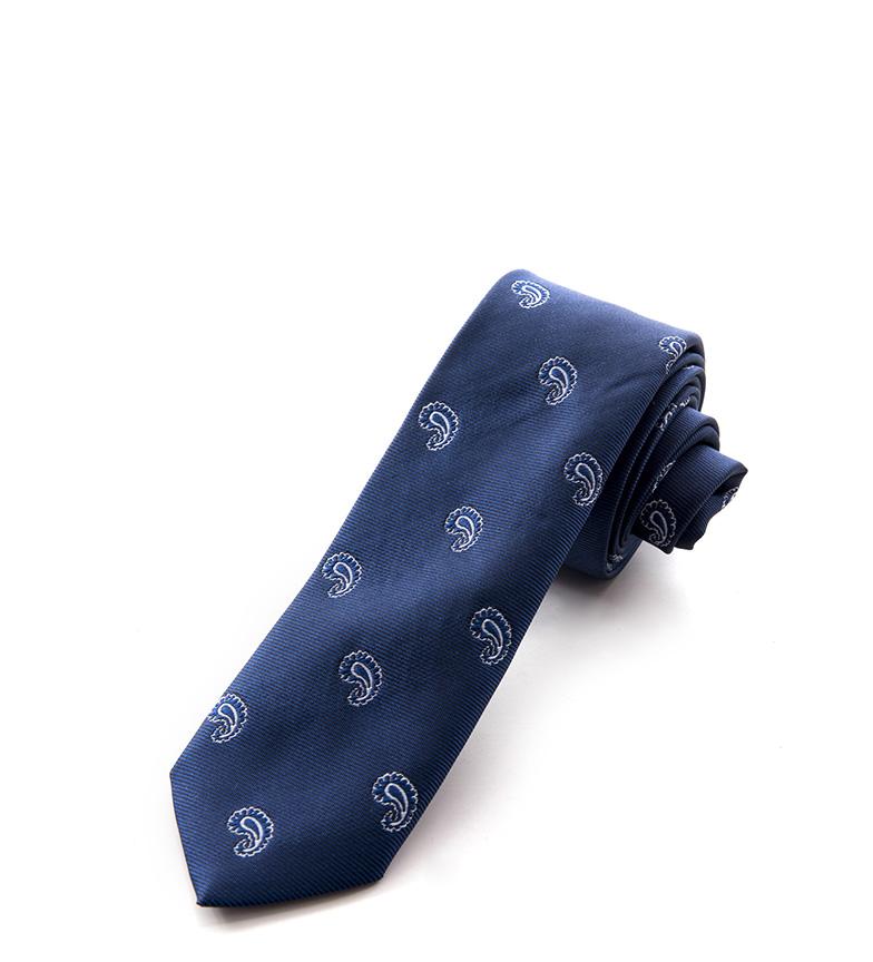 Comprar ¡Papi Chulo! Cravate bleu foncé Stomph