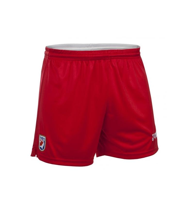 Balonmano Short Joma W Entreno Rojo Croacia K1FclTJ