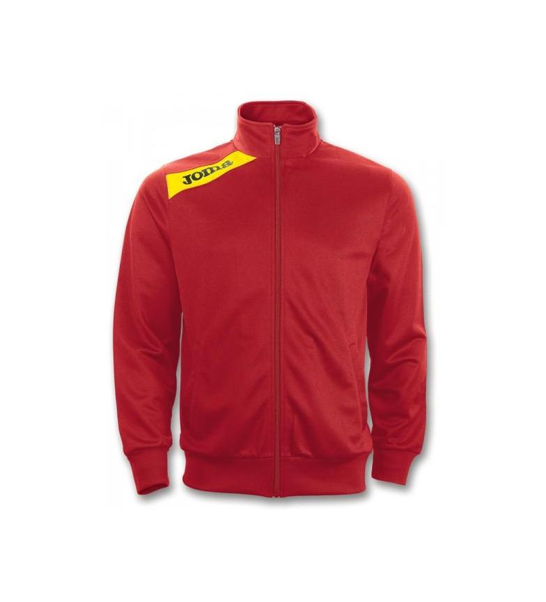 Victory tricot Poly Joma Rojo amarillo Chaqueta b6yYvI7gf