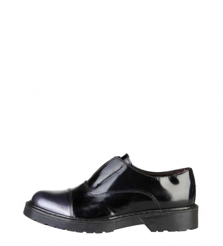 Comprar Ana Lublin Zapatos de piel Lillemor negro, gris
