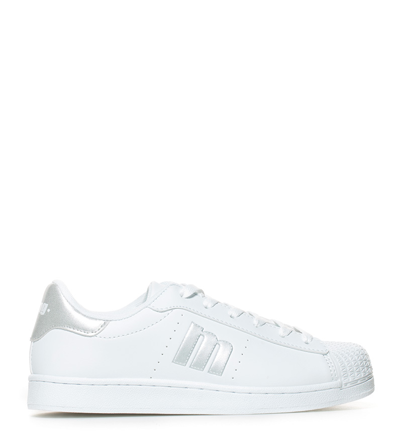 Comprar Mustang Agôn chaussures blanc, argent