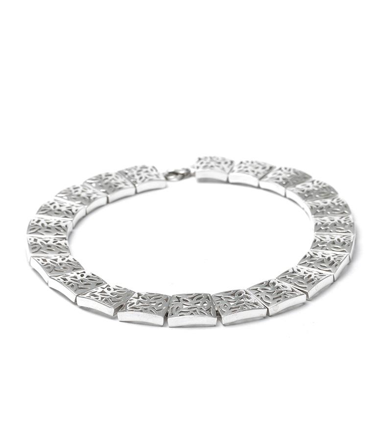 Comprar Prestige By Yocari Collar Hoja plata