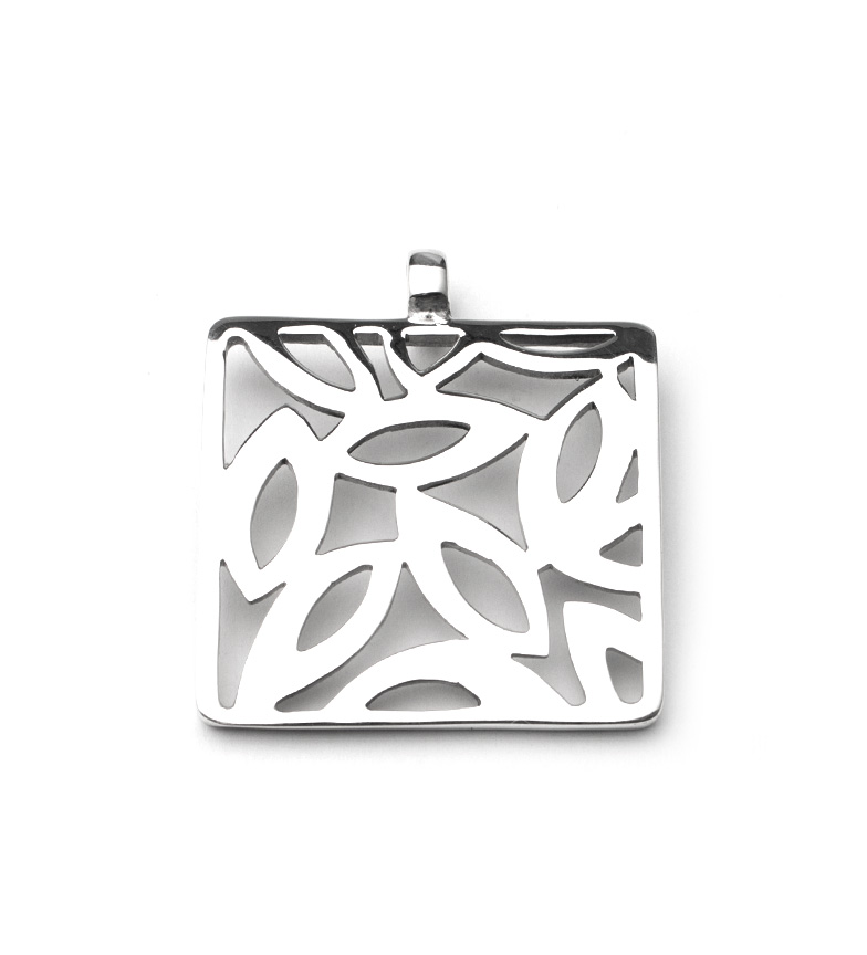 Comprar Prestige By Yocari Pendente del foglio d'argento