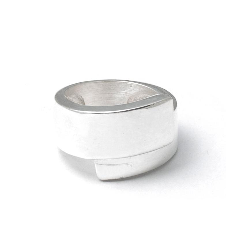 Comprar Prestige By Yocari Silver Scale Ring