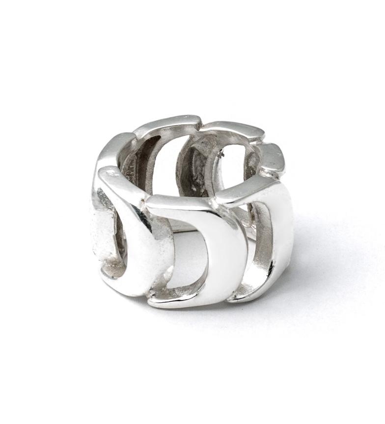 Comprar Prestige By Yocari Anello in argento eslabón