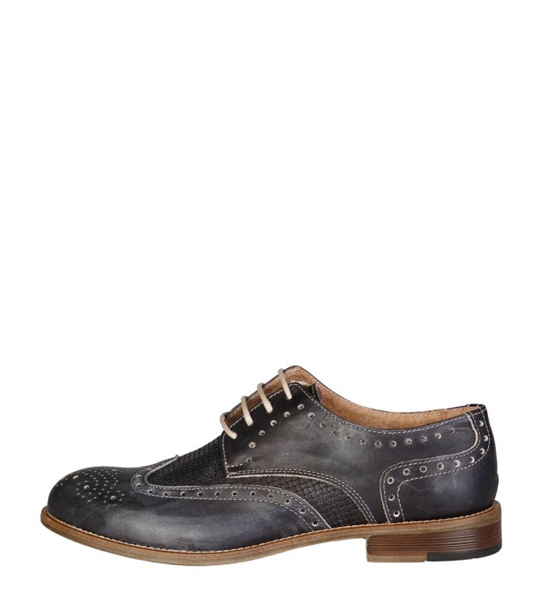 Comprar Made In Italia Leather shoes Livio gray