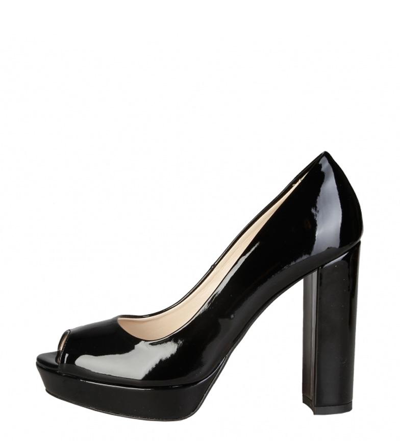 Comprar Made In Italia Black Mia shoe -Heel height + platform: 11cm-