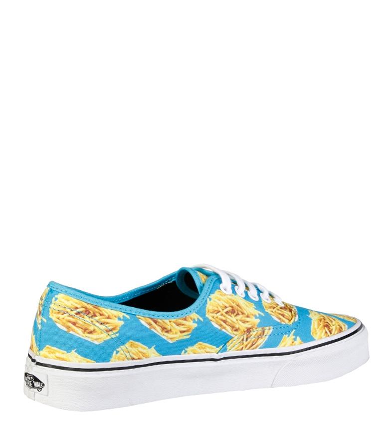 blue i i Zapatillas VANS Authentic Vans wIOFqx