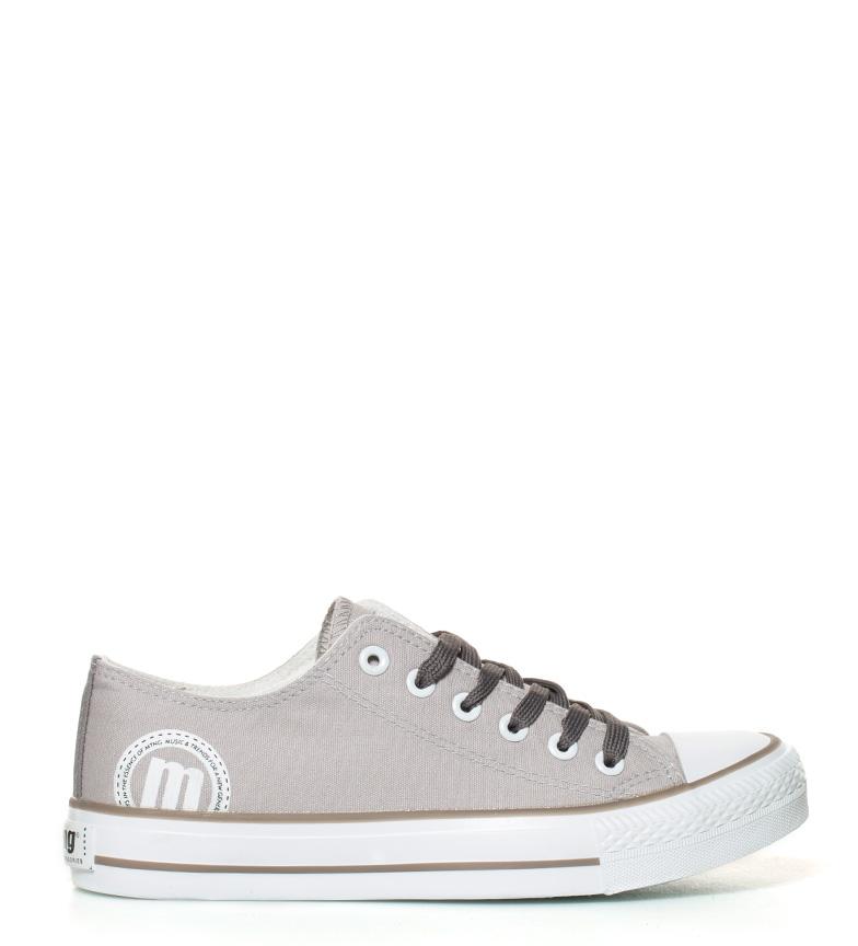 Compar Mustang Zapatillas Trend Lox Chica  gris