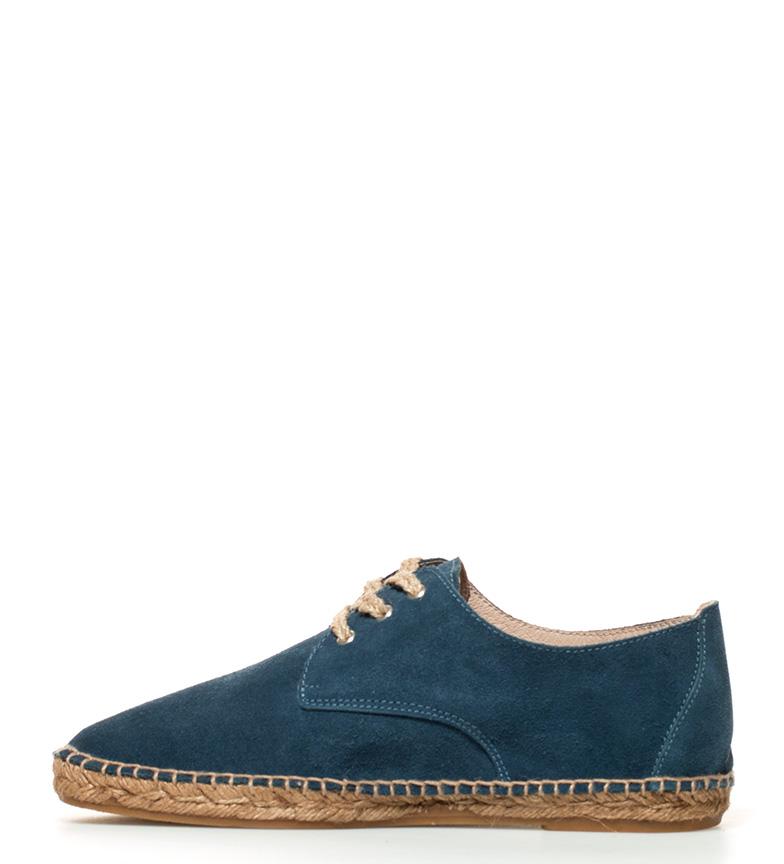 Fyord Zapatillas Bito azul