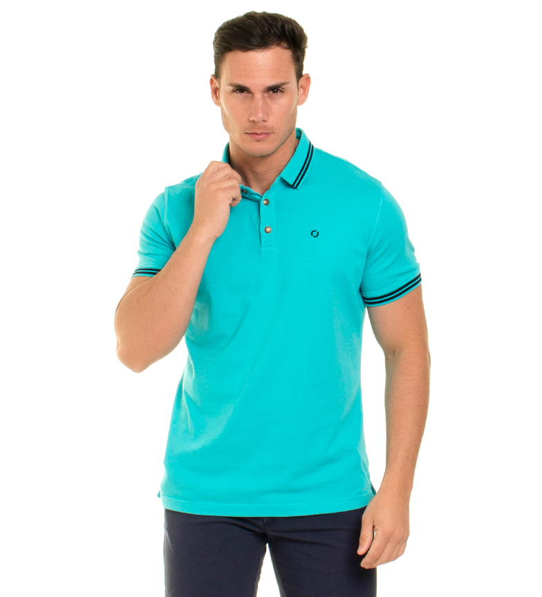 Comprar Fyord Turquoise Polo Mysen