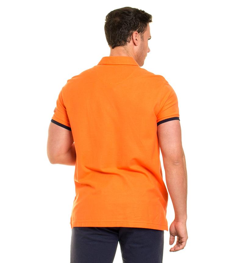 Fyord Polo Bodo naranja