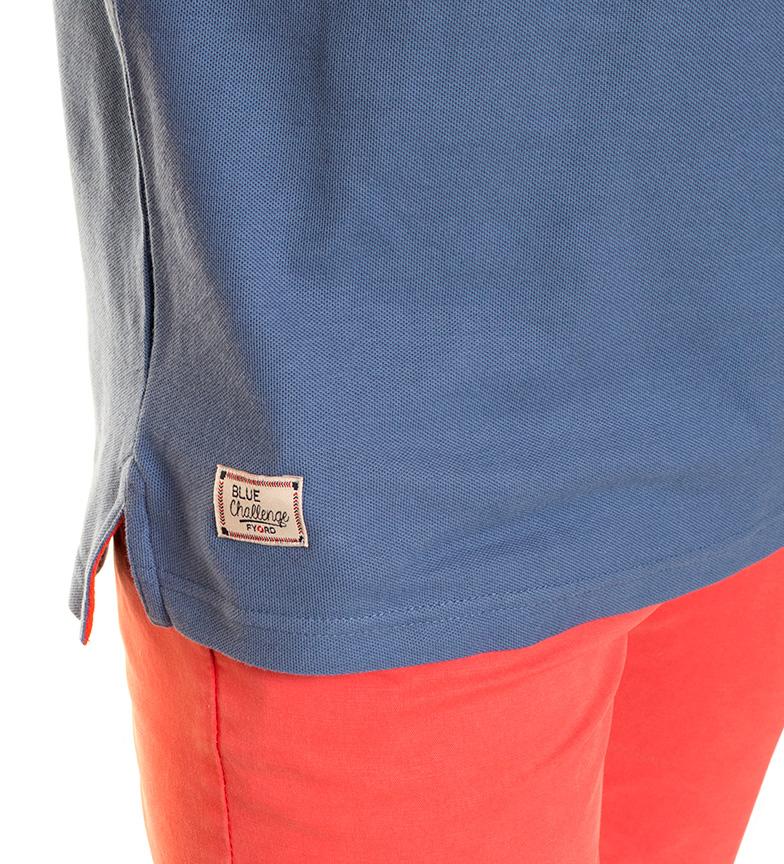 rabatt billig Fyord Polo Ørsta Azul Ndigo klaring autentisk rabatt beste engros 2ShoyNO