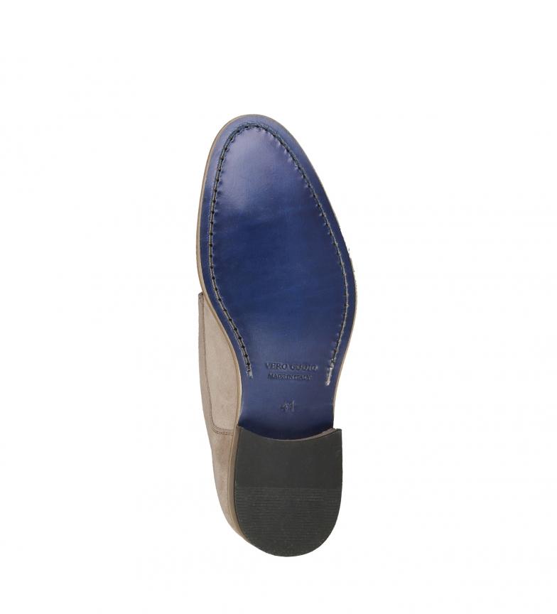 Made In Italia Zapatos de piel Dario beige