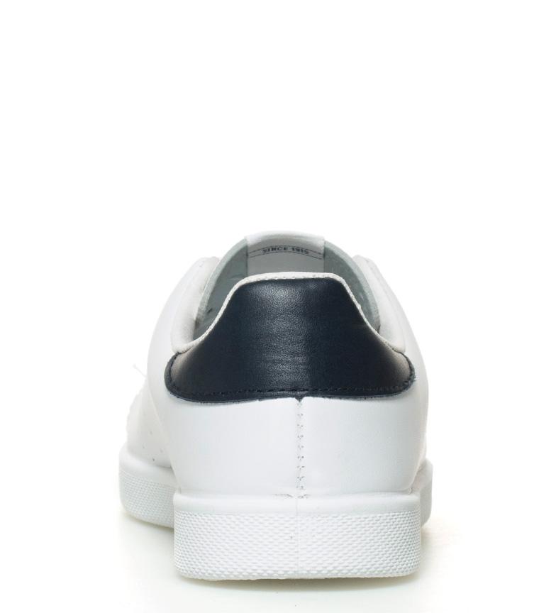 Victoria cuero de blanco marino Zapatillas Victoria Zapatillas HxraHfq