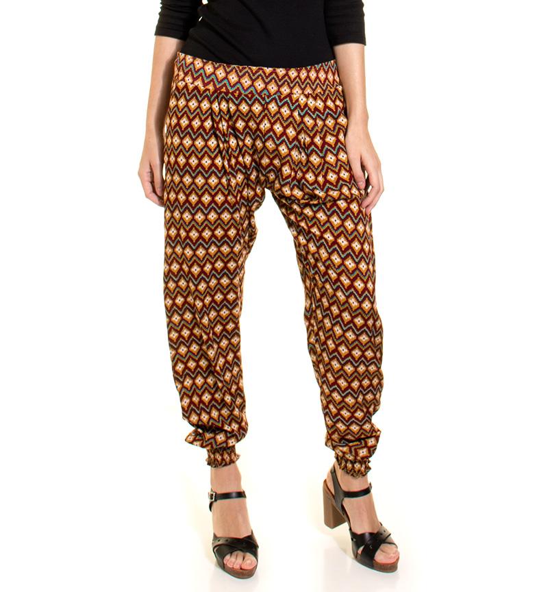 Baggy Trousers Azura Sennep kjøpe billig butikk iVR6C4SH