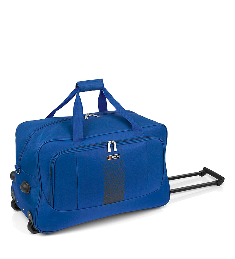 Comprar Gabol Blue Roll Bag-60x36x30 cm-