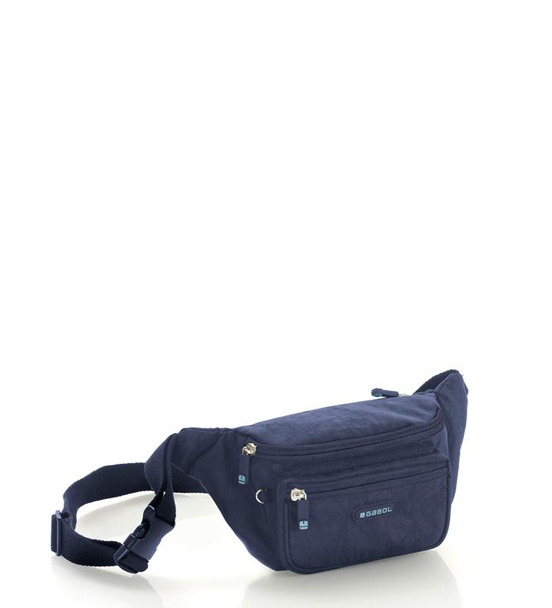 Comprar Gabol Riñonera Montana azul -28x14x7cm-
