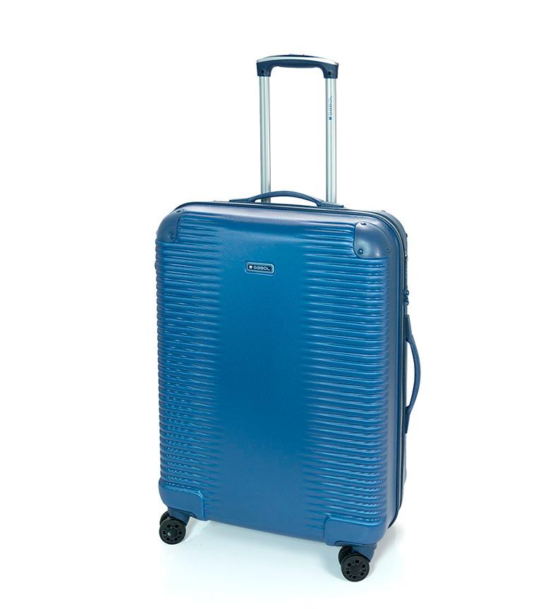 Comprar Gabol Equilibrio Trolley Blu-47x66x25 cm-