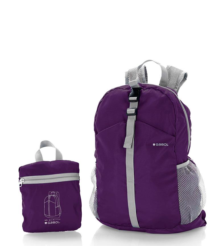 Comprar Gabol Sac à dos pliable violet -30x46x11cm-