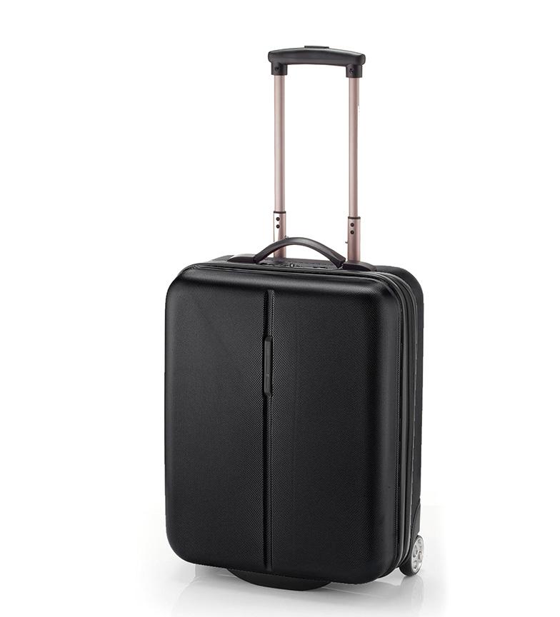 Comprar Gabol Trolley de cabina Paradise negro -38x53x20cm-