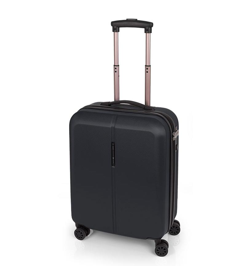 Comprar Gabol Paradise Cabin Trolley TSA blocco -39x55x20cm- nero