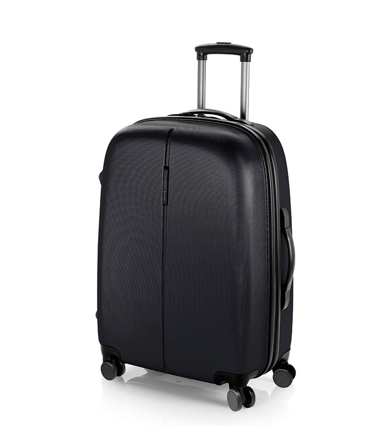 Comprar Gabol Trolley medium Paradise TSA closure black -48x67x27cm-