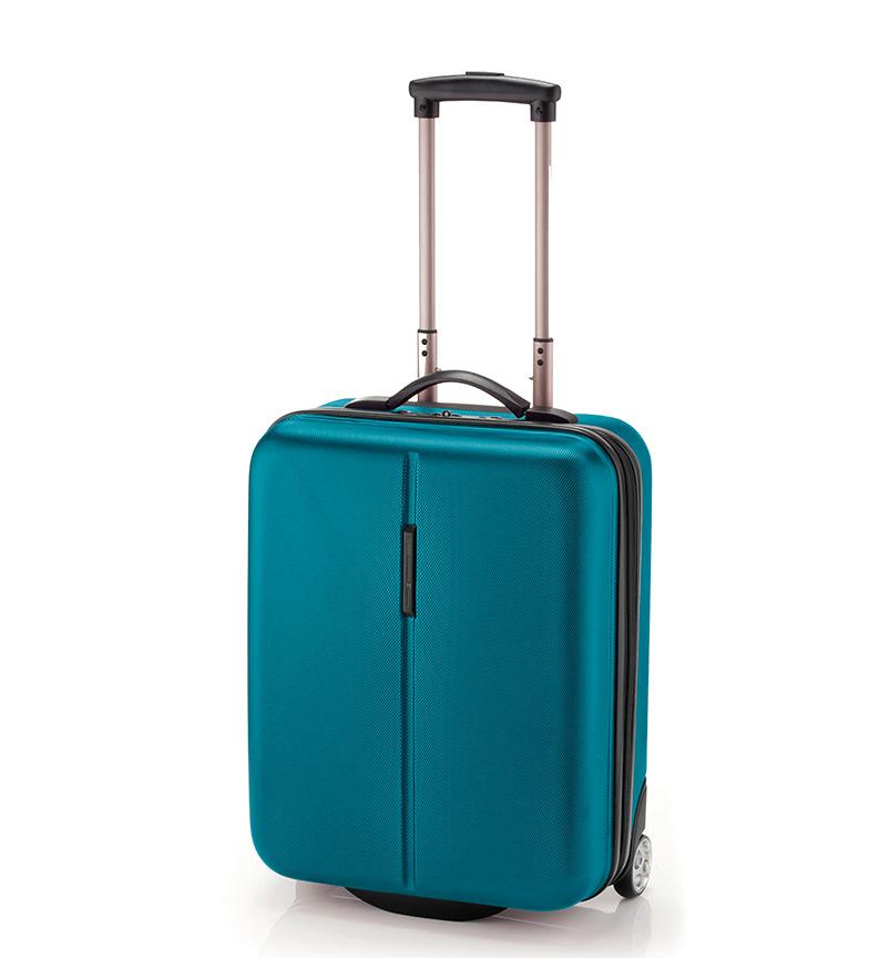 Comprar Gabol Trolley de cabina Paradise turquesa -38x53x20cm-