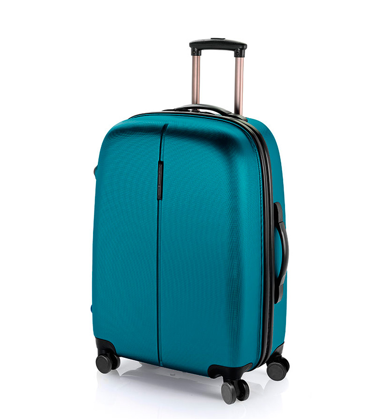 Comprar Gabol Bloqueio Médio Trolley TSA turquesa Paraíso -48x67x27cm-