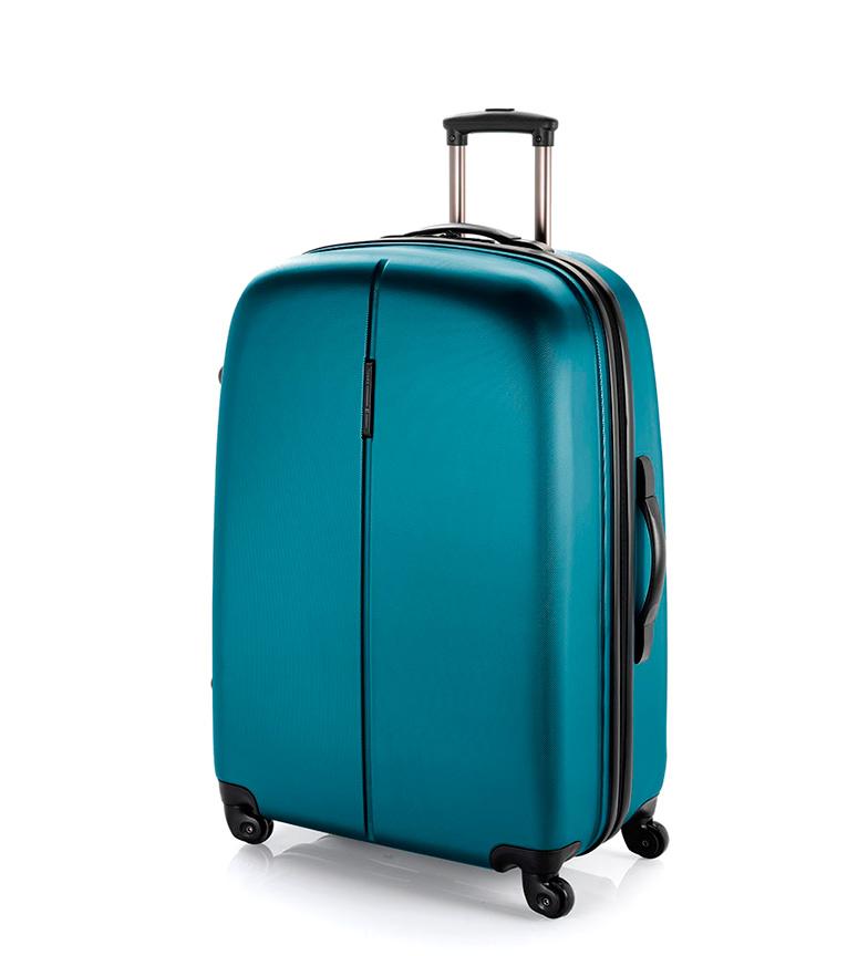 Comprar Gabol Trolley large Paradise TSA turquoise closure -56x77x32cm-